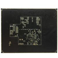 Buy cheap Multilayer Customized PCB Assembly Services For Calibrators FR4 Material Black Soldermask from wholesalers