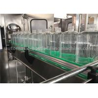 Automatic Water Bottle Filling Machine 3L 5L 10L Volume For Non Air Drinks
