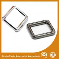 Buy cheap Metal Ring Multi Color Inner 26.3X20.3X5.2MM Zinc Alloy Handbag Accessories from wholesalers