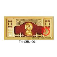 Wholesale Buddhism double niche panel columbarium from china suppliers