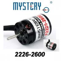 Buy cheap Mystery 2600kv Outrunner Brushless Motor for RC Helicopter (2226-2600) from wholesalers