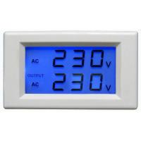 Wholesale PM86B series  voltage and current measurement digital panel meter from china suppliers