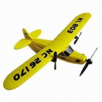 Buy cheap New Unique Sea Gull Toy/RTF RC Airplane/Super Glider with 2 Channels, Shatter-resistant, Infrared from wholesalers