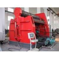 High efficient Wind Tower Plate Bending Machine , Wind Tower Production Line Manufactures