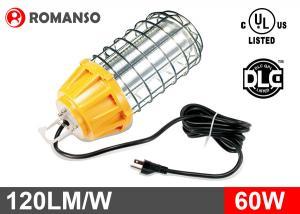 Super Bright 60 Watt DLC LED Corn Light / 2835 Smd LED Temporary Work Light Manufactures