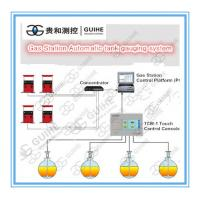 Buy cheap Guihe mangentostrictive probe atg / Automatic tank gauge console / fuel level volume measuring sensor for gas station from wholesalers