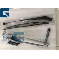 Buy cheap CAT E312C Excavator Accessories Clear View Wiper Blade , E320C Excavator Wiper from wholesalers