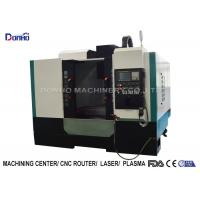 Buy cheap ISO Small Cnc Milling Machine For Machining Metal Castings Plumbing Fittings Products from wholesalers