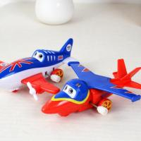 Wholesale Cool Aircraft Plastic Wind Up Toys Size 9*4*3 Cm With 10cm Long EN71 Approved from china suppliers