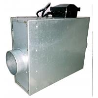 Buy cheap Industrial Square Duct Booster Fan , Inline Duct Fan Quiet For Ventilation from wholesalers