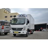 Buy cheap 3 Ton Small Cooling Van Refrigerated Freezer Truck , Manual Refrigerated Box Van from wholesalers