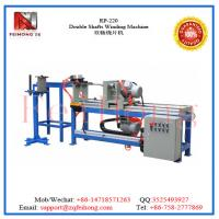 【Feihong】Double Shafts Fin Winding Machine For Heaters Manufactures
