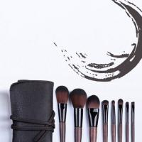 Buy cheap Chinese Buddhist Style Goat Hair Eyeshadow Brush , Face Brush Set 15X23X3cm from wholesalers