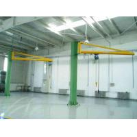 Buy cheap Jib Cranes Free Standing Slewing with A Foundation of 3 to 5 Feet Deep Capactiy 10 ton lifting height 10 m from wholesalers