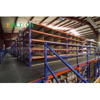 China Warehouse Steel Structure Mezzanine Floor by Auto Parts Accessories  2 - 3 Layer on sale