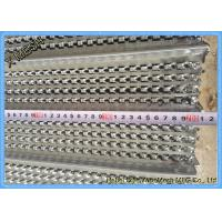 Buy cheap Lightweight Thin Metal Wire Mesh High Ribbed Formwork For Construction Sites from wholesalers