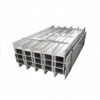 Buy cheap High Quality Iron Steel H Beams for Sale Ss400 Standard Hot Rolled H-Beams from wholesalers