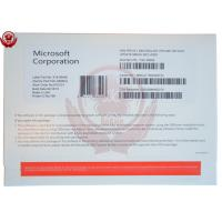 China Autocollant De Licence COA Windows 8.1 Pro Operating System Support Both French And English on sale
