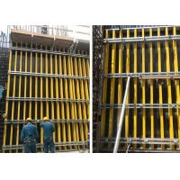 Buy cheap H20 Timber Beam and Plywood Formwork System For Wall and Column Formwork from wholesalers