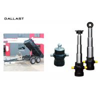Buy cheap High Pressure Hydraulic Lift Cylinder Single Acting , Long Stroke Hydraulic Cylinder from wholesalers