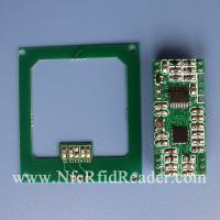Buy cheap Network Security Contactless Smart Card Reader SLI TI2k UART 3V / 5V from wholesalers