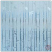 Buy cheap Decorative/Removable static cling window film from wholesalers