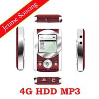 Buy cheap 4G HDD MP3 Player from wholesalers