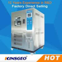 Wholesale Programmable Environmental Test Chambers With ISO / CE Certificate from china suppliers