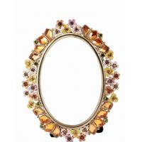 Buy cheap Oval Shaped Picture Frame from wholesalers