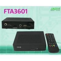 Buy cheap dvb-s2 mini hd fta satellite receiver Ali3601 chipset from wholesalers