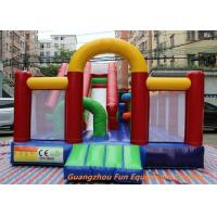 Buy cheap Water Proof and Fire Resistance Plato PVC Tarpaulin Inflatable Bouncy Castle from wholesalers
