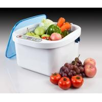Table Top Fruit Ultrasonic Cleaner , Ultrasonic Cleaning Machine for Jewery / Machine parts or Watch Manufactures