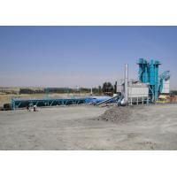 Buy cheap 80T Hot Aggregate Silo Asphalt Plant With 300000 Batches Mixing Blade Life Time from wholesalers