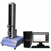 Buy cheap Servo Control Electronic Universal Testing Machine 5KN Capacity ASTM D3330 from wholesalers