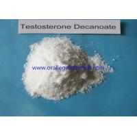 Wholesale Testosterone Decanoate Testosterone Booster Powder Sustanon Compound 1255 49 8 from china suppliers