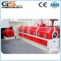 Buy cheap recycling pet plastic bottle pelletizing machine from wholesalers