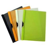 Buy cheap Folder With Side Plastic/ Metal Clip from wholesalers