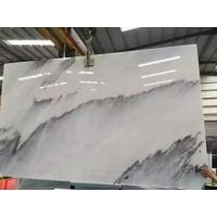 Buy cheap Hottest Marble Polished Blue Sky White Marble Types White Marble from wholesalers