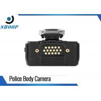 Buy cheap Durable Night Vision Wearable Video Camera Police 5MP CMOS Sensor from wholesalers