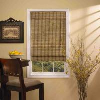 Buy cheap Bamboo Mat Manual Roller Blind Small Roller Blinds For Home Decoration from wholesalers