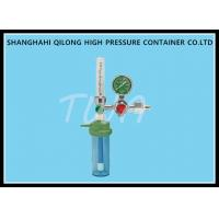 Precision Medical High Pressure Gas Portable Oxygen Regulator 0.2-0.3mpa Exit Pressure Manufactures