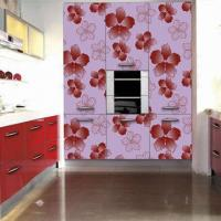 Buy cheap 2013 Popular Kitchen Cabinet with UV and Acrylic Surface Finish from wholesalers