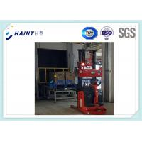 Buy cheap Red Auto Guided Vehicle For Multifunction , Material Handling Equipment from wholesalers