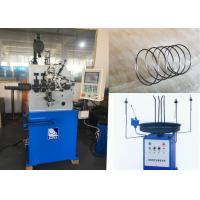 Buy cheap Automatic 380V Torsion Spring Coiling Machine With 2.7KW Servo System from wholesalers