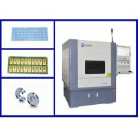 Buy cheap Speedly RF Laser Cutter 80W Laser Cutting Machine For Plastic Sheet Gantry Structure from wholesalers