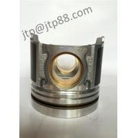Forged Aluminum Alloy Diesel Engine Piston /  Car Piston Material For Excavator Parts Manufactures