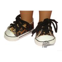 Buy cheap Leopard 18inch American Girl Doll Shoes from wholesalers