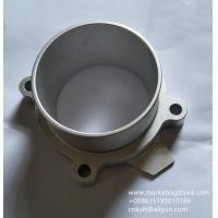 China aluminum rapid prototype made by CNC machining with anodizing surface on sale