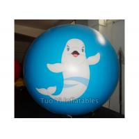 Wholesale Fish Personalised Printed Balloons Round Cartoon Inflatable Spheres from china suppliers