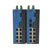 Buy cheap Serial Port Ethernet Switch, RS232/RJ422/RJ485 Port Serial Port Modbus Managed Switch from wholesalers